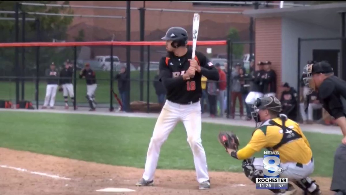 RIT on TV: Baseball Wins First Liberty League Title